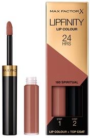 Lūpu krāsa Max Factor Lipfinity 180 Spiritual, 4.2 g