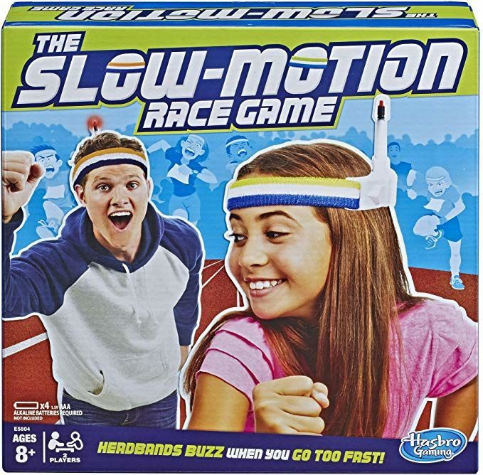 Spēle Hasbro The Slow Motion Race E5804