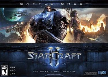 Компьютерная игра StarCraft II: Battle Chest PC