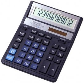 Калькулятор Citizen SDC-888XBL, черный