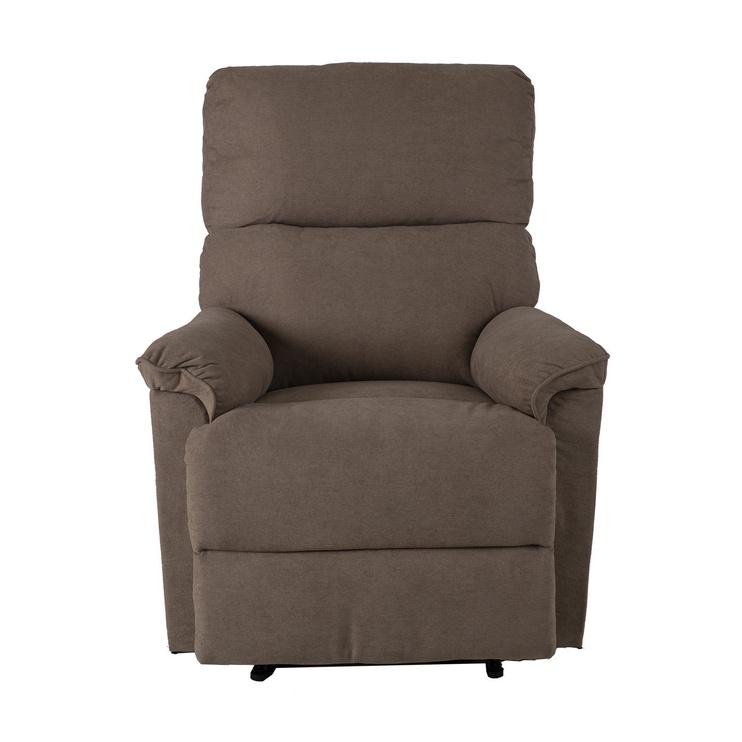 Atzveltnes krēsls Home4you Gustav 13782, bēša, 84x92x104 cm