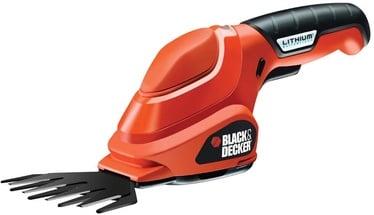 Ножницы для травы Black & Decker GSL200-QW, 380 мм