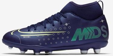 Nike Mercurial Superfly 7 Club MDS FG/MG JR BQ5418 401  Blue 34