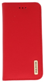 Dux Ducis Wish Magnet Case For Samsung Galaxy S9 Plus Red