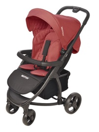 Britton Helix Stroller Dark Red/Black