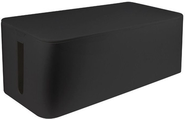 LogiLink Cable box 407x157x133.5mm Black