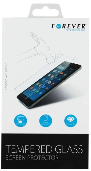 Forever Tempered Glass Screen Protector For Huawei Honor 7