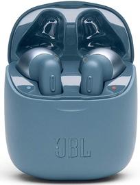 Austiņas JBL Tune 220TWS Blue, bezvadu