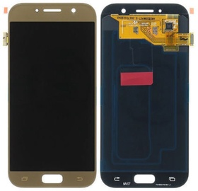 Запасные части для мобильных телефонов Samsung Galaxy A5 2017 Gold (поврежденная упаковка)