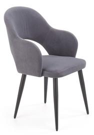 Halmar Chair K364 Grey