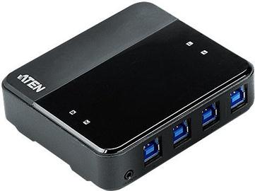 Aten US434 4 x 4 USB 3.1 Gen1 Peripheral Sharing Switch