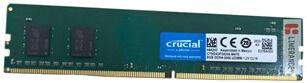 Operatīvā atmiņa (RAM) Crucial CT8G4DFS6266 DDR4 8 GB CL19 2666 MHz