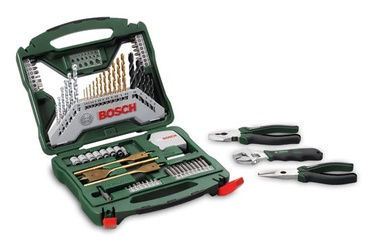 Bosch X-Line Titanium Set 70pcs