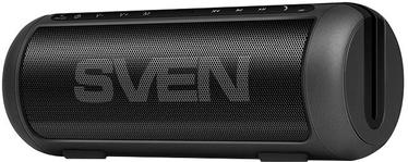 Bezvadu skaļrunis Sven PS-250BL Black, 10 W