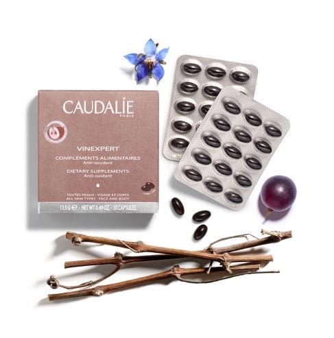 Caudalie Vinexpert Dietary Supplements 30 Caps