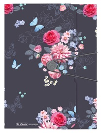 Herlitz Wallet Folder PP A4 Ladylike Flowers