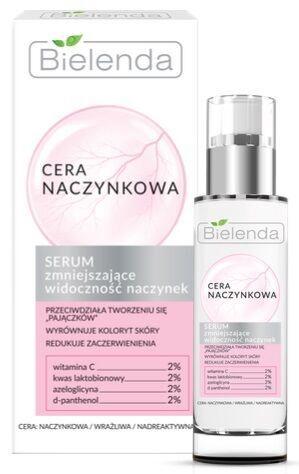 Bielenda Capillary Skin Face Serum 30ml