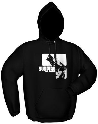 GamersWear Gunplay Hoodie Black S