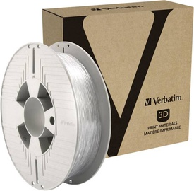 Palīgmateriāli 3D printeriem Verbatim Verbatim Durabio, caurspīdīga