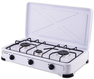 Brock GS 003 Gas Stove White