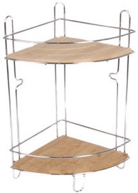 Axentia Bonja Bathroom Shelf Angle 2-Level