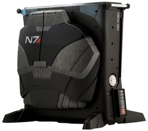 Calibur11 Slim Mass Effect 3 Vault 3D Armored Gaming Case