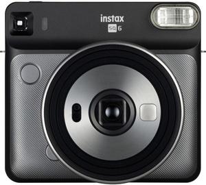 Fujifilm Instax Square 6 Graphite Gray + Instax Square Glossy
