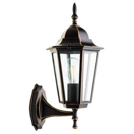 Светильник Verners Latern Black/Gold 4101