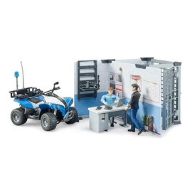 Bruder Police Station Set 62730