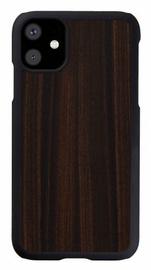 Man&Wood Ebony Back Case For Apple iPhone 11 Black