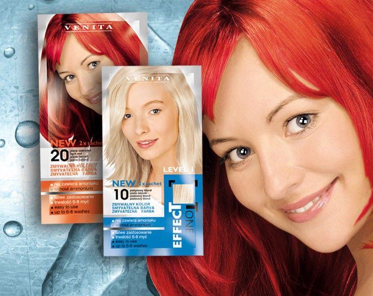 Venita Effect Tone Color Shampoo 25ml 10
