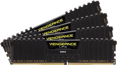 Corsair Vengeance LPX Black 32GB 3200MHz CL16 DDR4 KIT OF 4 CMK32GX4M4B3200C16