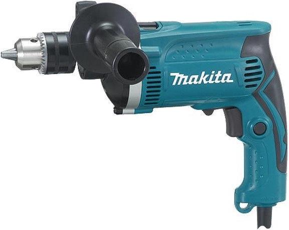 Triecienurbjmašīnas Makita HP1630K Impact Drill 710W