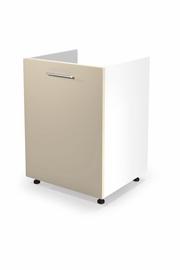 Нижний кухонный шкаф Halmar Vento DK 60/82 White/Beige
