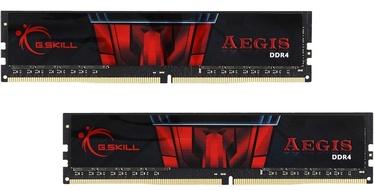 G.SKILL Aegis 16GB 2800MHz CL19 DDR4 KIT OF 2 F4-2800C17D-16GIS