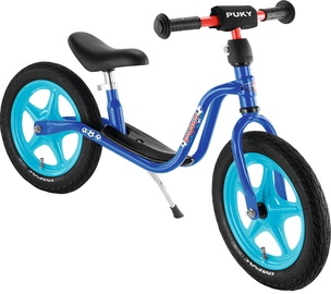 Балансирующий велосипед Puky LR 1L 4001, синий, 12″