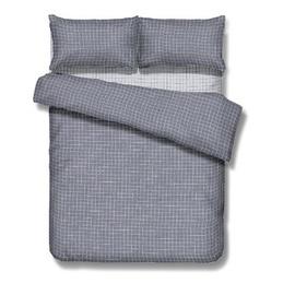 Gultas veļas komplekts Domoletti WS06 Grey, 200x220 cm/50x70 cm