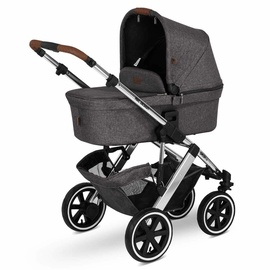 Универсальная коляска ABC Design Salsa 4 Stroller 2in1, серый