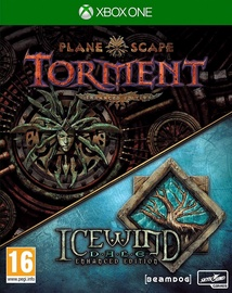 Xbox One spēle Planescape: Torment and Icewind Dale Enhanced Editions Xbox One