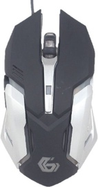 Gembird Gaming Mouse Black MUSG-07