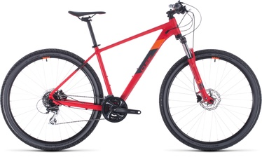 "Cube Aim Race 19"" 29"" Red Orange 20"
