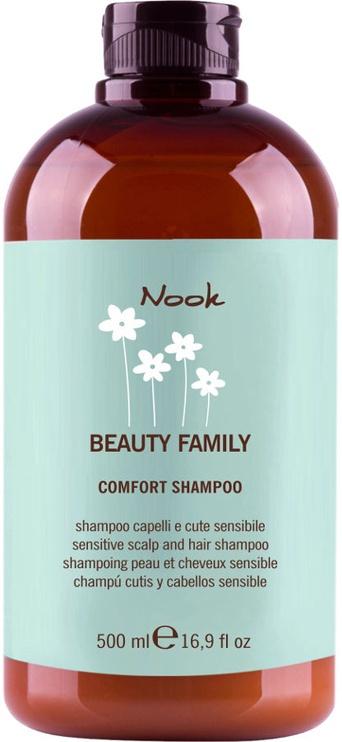 Šampūns Nook ECO Beauty Comfort, 500 ml
