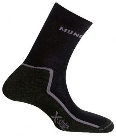 Zeķes Mund Socks Timanfaya Black, S, 1 gab.