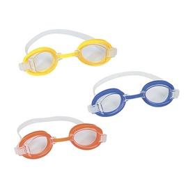 Очки для плавания Bestway 21048, синий/желтый/oранжевый/