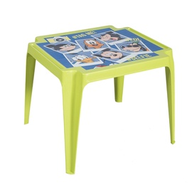 Садовый стол Home4you Disney Mickey 00951, зеленый, 56 x 52 x 44 см