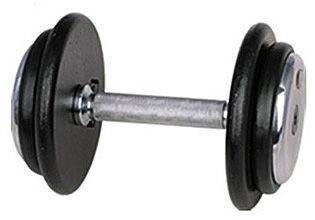 inSPORTline Single-Handed Dumbbell Profi DBS2601 12.5kg