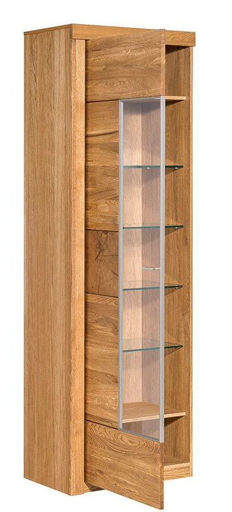 Szynaka Meble Velle 10 Left Display Unit Oak