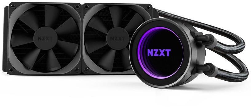 NZXT Kraken X52 Universal Liquid Cooler w/AM4 Bracket RL-KRX52-02
