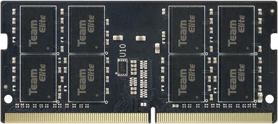 Operatīvā atmiņa (RAM) Team Group Elite TED48G3200C22-S01 DDR4 (SO-DIMM) 8 GB CL22 3200 MHz