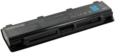 Whitenergy Battery Toshiba PA5024U-1BRS 11.1V Li-Ion 4400mAh black